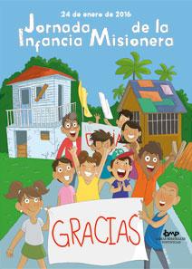 Jornada Infancia Misionera 2016