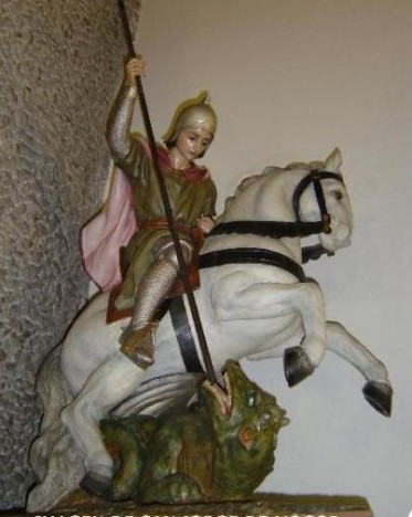 San Jorge desde 1940