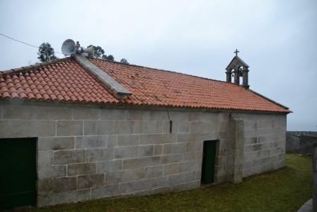 Lateral de la Capilla de San Blas