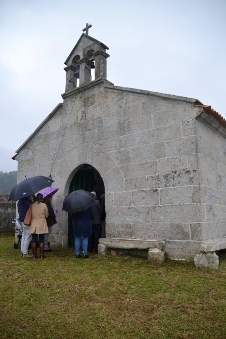 Fachada de la Capilla de San Blas