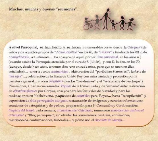 """De la página """"Historia"""" del Blog"""